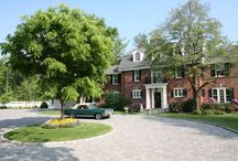 The MacDowell Company's Driveways and Courtyards