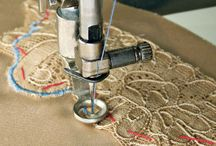SEWING - LACE