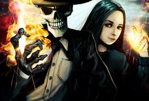 Skulduggery Pleasant / the sparrow flies south for winter