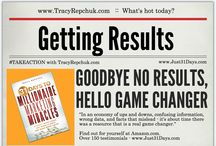 Game Changers / Information and events that change the results of your business.