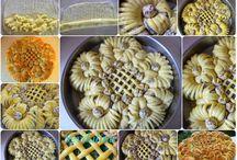 Kreatív Kenyerek, kalácsok, sütemények