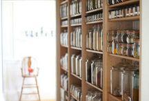 Creative Kitchens / Stylish open plan kitchen ideas