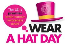 Wear A Hat Day! / This Friday 27th March is ‪#‎WearAHatDay‬! We are donating 10% of all our sales this week to support #BrainTumourResearch. ‪#‎FundTheFight‬ ‪#‎hats