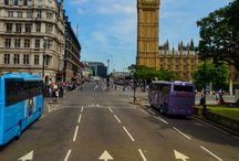 London / Sightseeing Tour mit Lärm, Smog und vielen Menschenmassen :P
