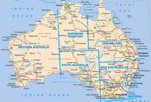 Australien - prikbilleder