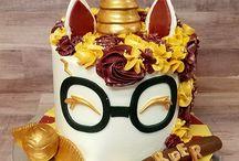 Potter cake