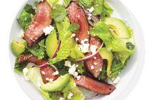Sirloin Steak and Avo / Recipe
