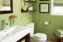 Bathroom / by Michelle Padfield