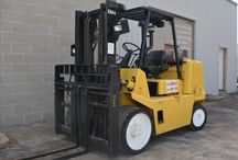 Cushion Tire Forklifts For Sale / Pre-owned cushion tire forklifts for sale by A D Lift Truck