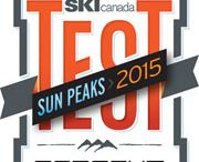 Ski Canada Test 2015 / Images from the annual Ski Canada mag test of alpine skis Feb. 23-28, 2014  Host ski area was Sun Peaks Resort in BC.