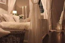 Dormitoare romantice