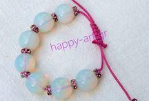 my bracelets / my handmade bracelets