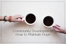 On the Blog - Community Development