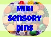 Sensory Play & Exploration / Ideas and resources for play based learning that allows babies, toddlers and children to explore through their five senses.  Many Montessori ideas included here!  #playmatters
