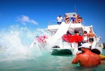 Catamaran Excursions with snorkeling in Punta Cana