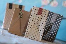 Boîtes d'origami