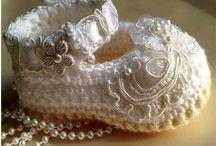 Zapatos a crochet / by Silvia Arredondo