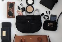 What do women put in their handbags? / Handbags