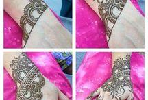 Learn Or Design Henna / Mehndi