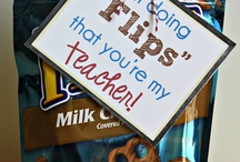gift ideas for teachers / by Courtney Cook