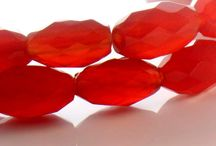 Jewelry Quest Carnelian Beads