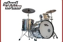 Drumset and kits