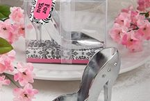 Bridal Shower / Discover unique bridal shower favors for your girl's night out party.