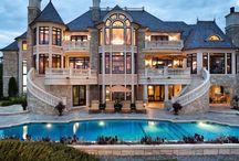 Dream House / A lovely Luxiriuos House building
