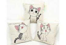 クッションカバー・Pillow / Ideas for your house