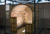 Museo Egizio di Torino / #museum #graphic set up #coordinated image #logo #thematic rooms