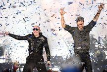 Enrique Iglesias Tour With Pitbull 2015 / Enrique Iglesias , tour with Pitbull 2015 . Gira del 2015