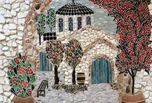Mosaiquismo Paisaje
