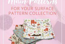 Pattern design resources