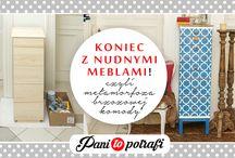Metamorfoza - komoda IKEA - DIY