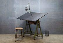 Studio Ideas / by Ulrike Grace