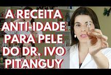 Receta do dr. Ivo Pitanguy