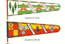 Heraldic Display / Ideas for displaying heraldry