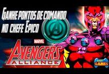 Marvel: Avengers Alliance Vídeos