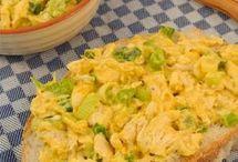 salades maken