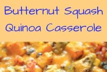 Recipes - Casserole and One Dish
