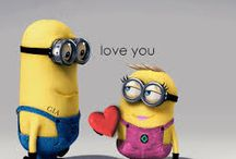 minions too cute / by Victoria Sea