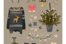 Card inspiration - Winter