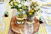 natural wedding ideas