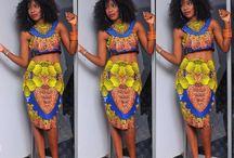 afrikan dress