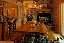 If I had a Log home...