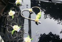 ..svadobné výzdoby - inšpirácia ;)