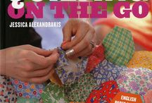 Quilting on the go.