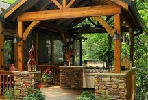 Covered Deck Ideas / More inspiration for the hubby :-)