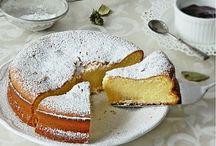 Condensed cake