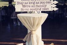 Wedding Ideas / by Maria Riberio-Gray